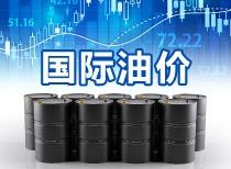 國際油價收漲 美油布油漲幅均逾0.5%