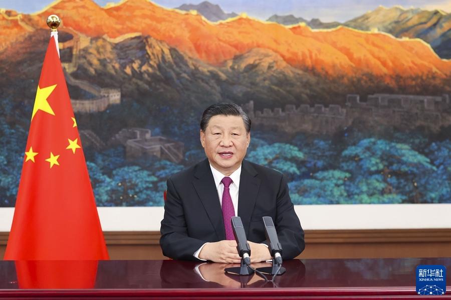 全文来了!习近平在2021年中国国际服务贸易交易会全球服务贸易峰会上的致辞