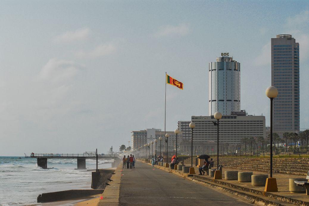 世界的眼睛斯里兰卡:人口仅2100万,却是最大