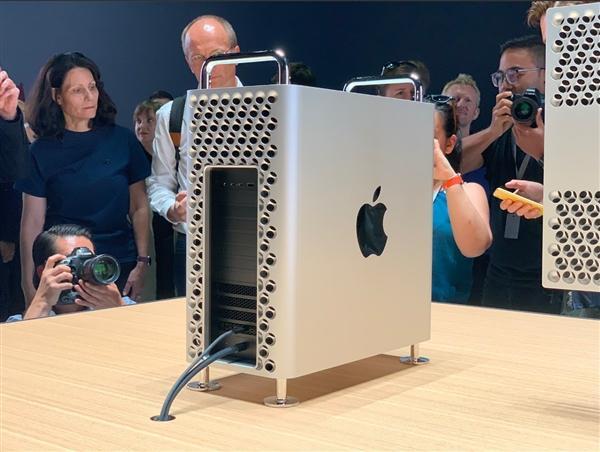 Mac Pro为何如此热爱中国?