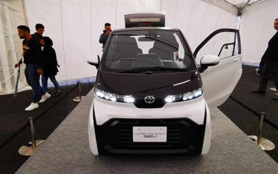 <b>解读丰田微型电动车Ultra-Compact BEV</b>