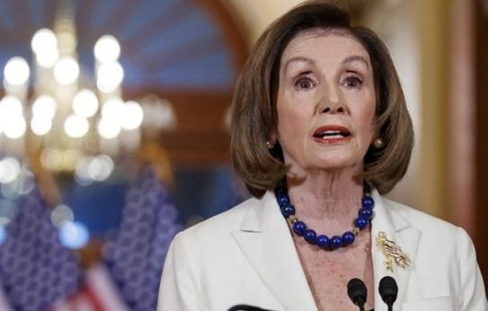 破僵局?美国众议长:下周提交弹劾特朗普条款至参议院