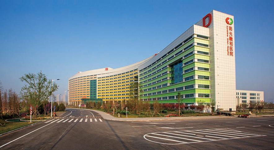 实力与责任撑起担当 阳光融和医院:山东省确定的唯一一家非公立NCP定点医院
