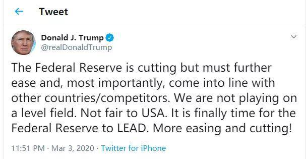 「融可赢」杠杆在崩盘?美联储大动作未能拯救美股 全球大放水