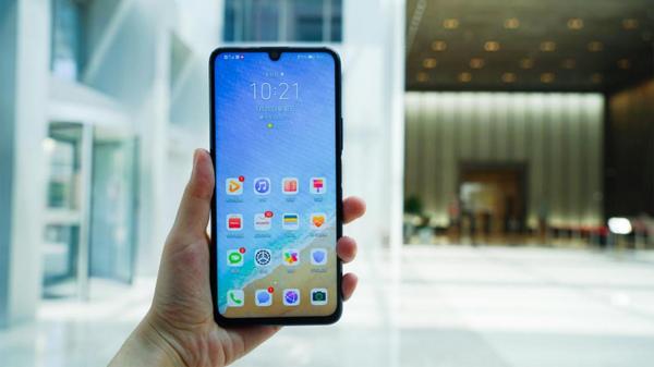 华为畅享Z登场:双模六频段 年轻人5G超性价比选择