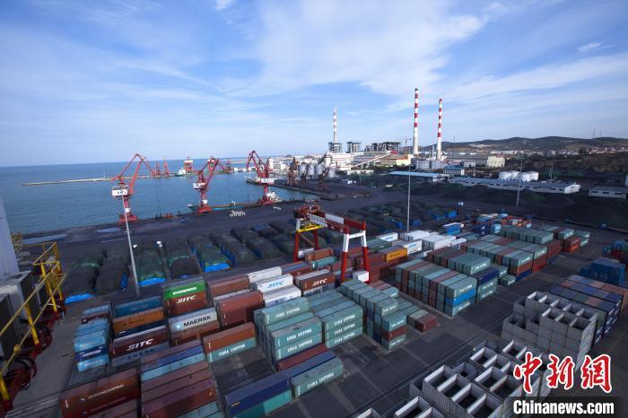 山东港口威海港扩能改造 集装箱业务按下快进键