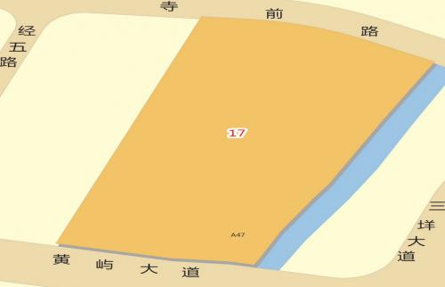 地块区位图