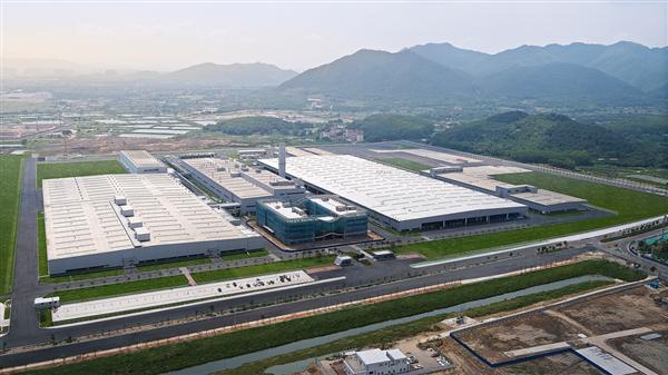 小鹏肇庆工厂获得准生证:P7将自主生产