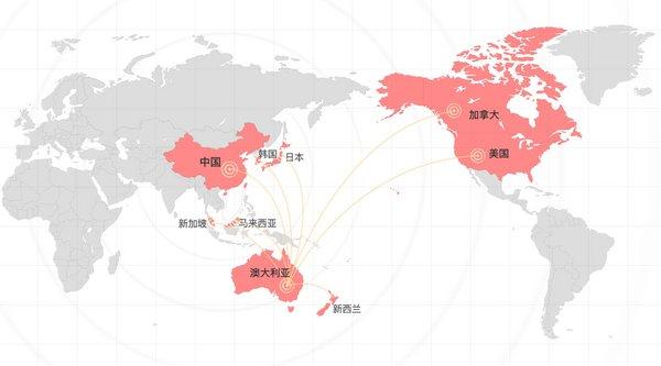 ABM单创66会员狂欢节共发出100多万个包裹,物流跨越全球9大国家