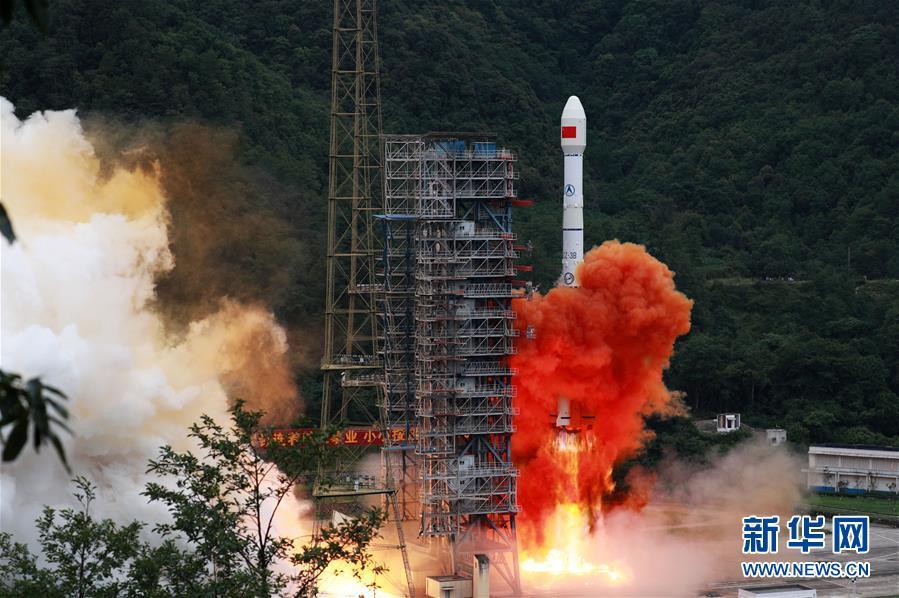 6月23日,我国北斗三号全球卫星导航系统最后一颗组网卫星在西昌卫星发射中心点火升空。