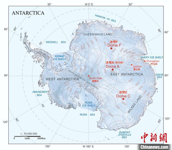 地面天文观测哪里强?天文学家确认南极冰穹A为最佳