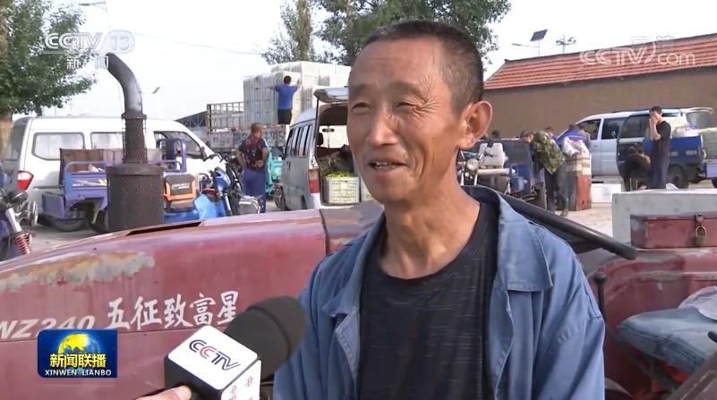 山西大同云州区:小黄花做成大产业