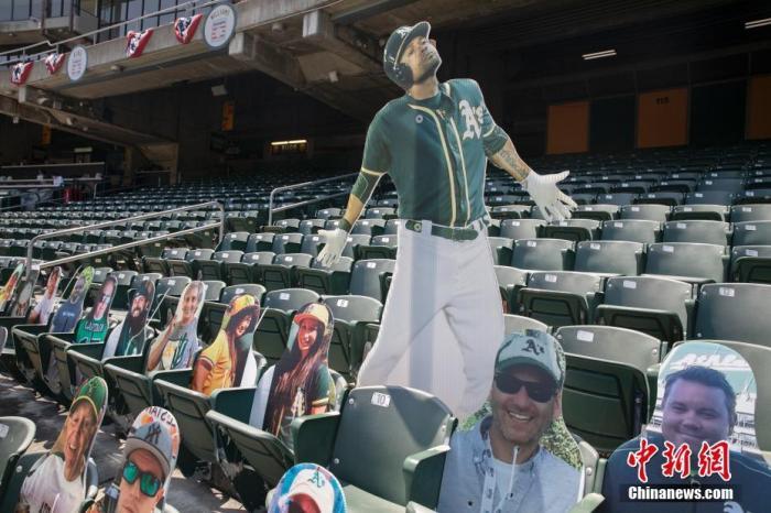 当地时间7月25日,美国做事棒球大联盟奥克兰活动家队在奥克兰体育场主场迎战洛杉矶天神队,<a href=
