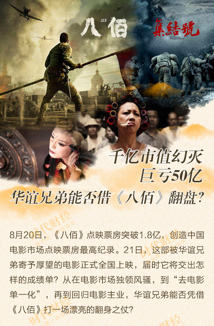 电影《八佰》上映3天 票房累计达7亿元