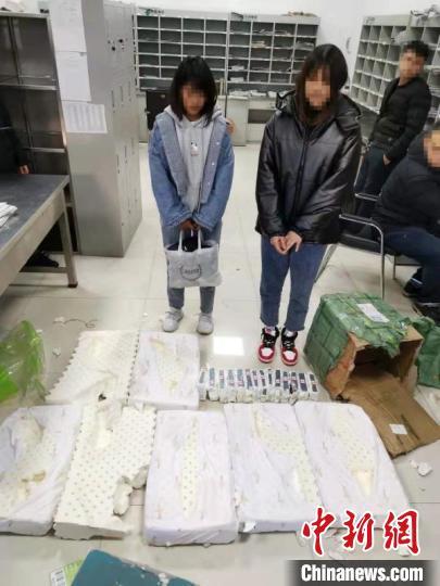山西警方斩断一条境外贩毒通道 查获海洛因33公斤