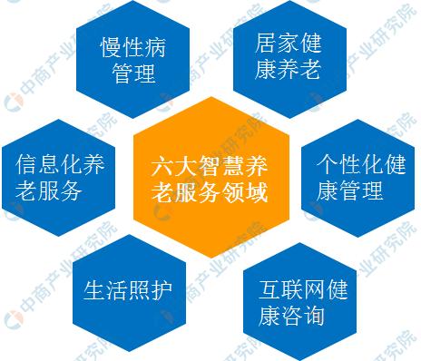 2020年中国智慧健康养老市场规模及发展趋势分析(图)