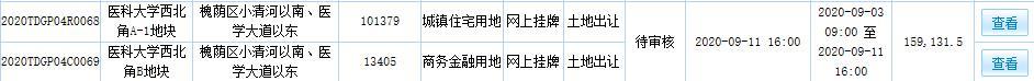 中建29.67亿元竞得济南槐荫区3宗地块