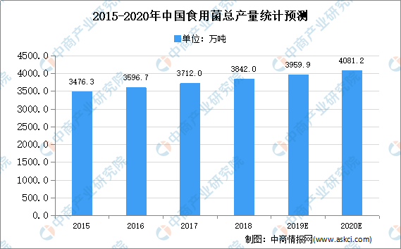 2020年中国食用菌存在问题及发展前景预测分析