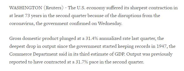 美国gdp多少_美国GDP_美国GDP的最新相关消息_中金网