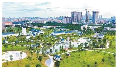 广州大力提升污水收集处理效能 再生水利用稳步推进