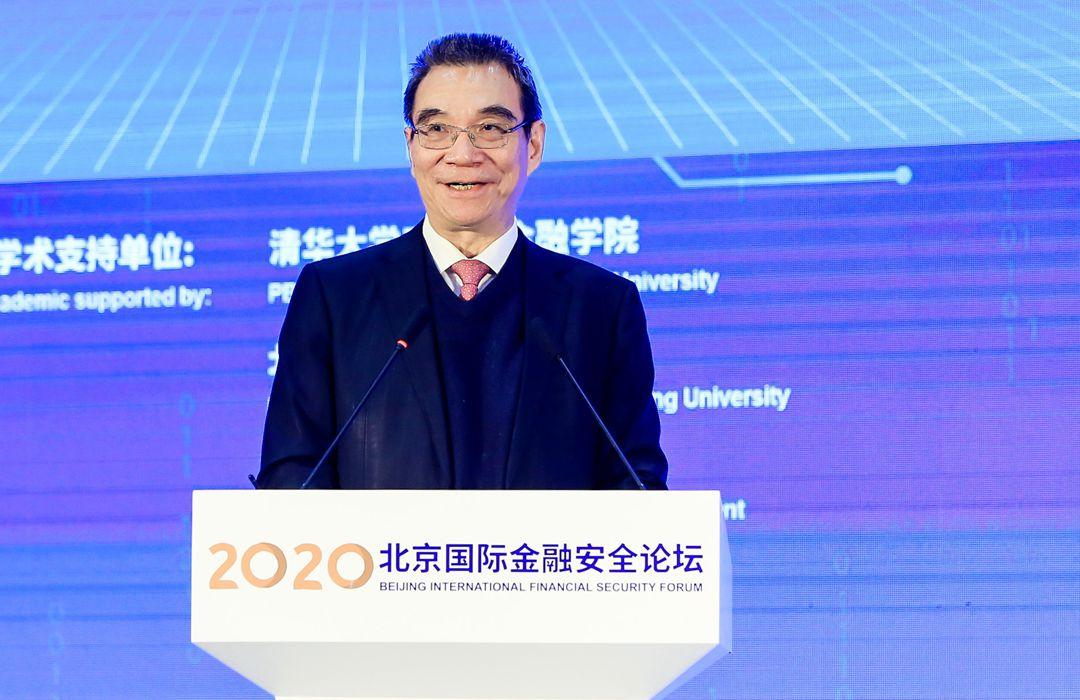 """林毅夫:中国经济就像一艘""""航空母舰"""",可以在风暴中稳步前进"""