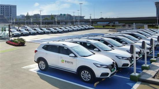 EVCARD入驻享道出行 打造全场景租车平台
