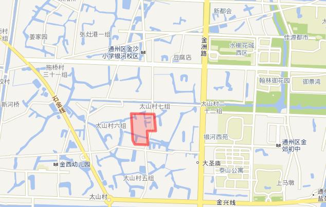 """南通通州区首宗""""双限""""地块溢价成交 26家房企参与摇号"""
