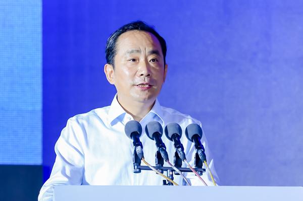 西安市市长李明远在2021全球创投峰会上致辞