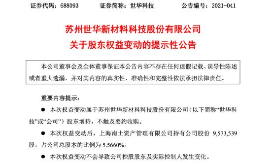国庆节后A股多家上市公司宣布被举牌