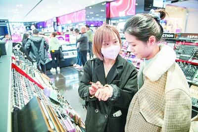 """从春节消费的""""开门""""看中国经济的强大动能"""