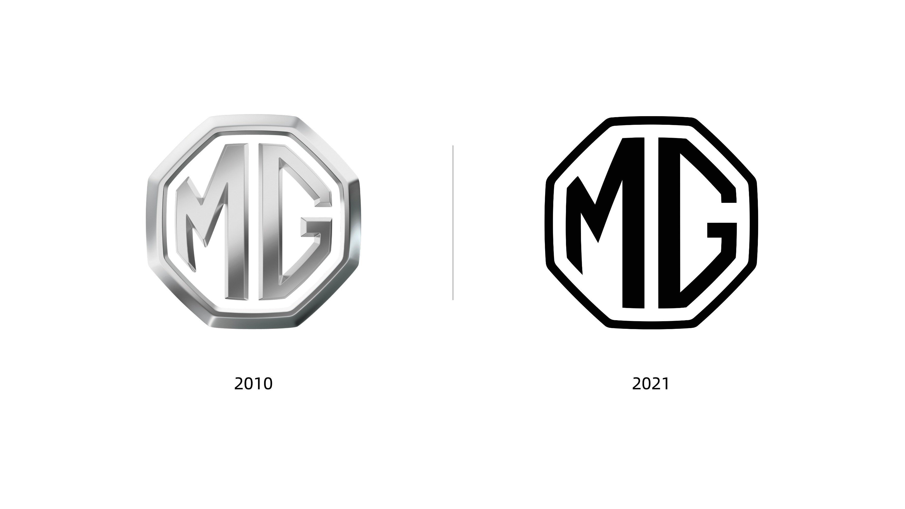 上汽名爵发布全新品牌Logo  将采用新产品线、新平台