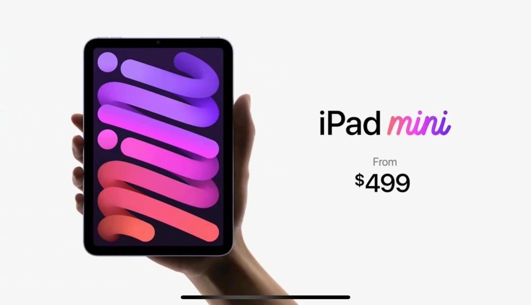 新一代iPad、mini、Watch亮相