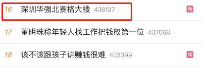 太可怕了!深圳华强北的一幢高七十层的高层建筑突然震动了。市民逃跑:一些鞋子掉了!最新的回应即将到来