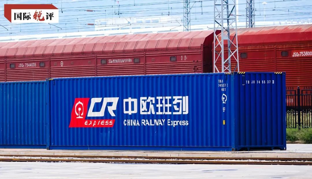 中国成为欧盟最大的贸易伙伴是合乎逻辑的