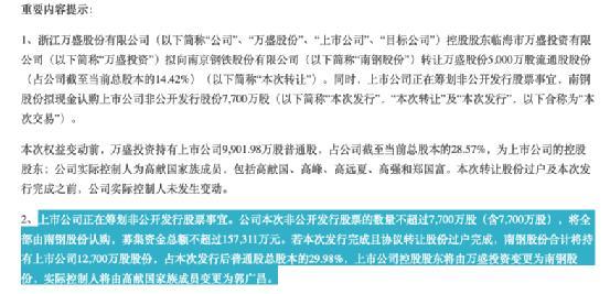郭广昌又出手  1个月内拿下两家A股公司