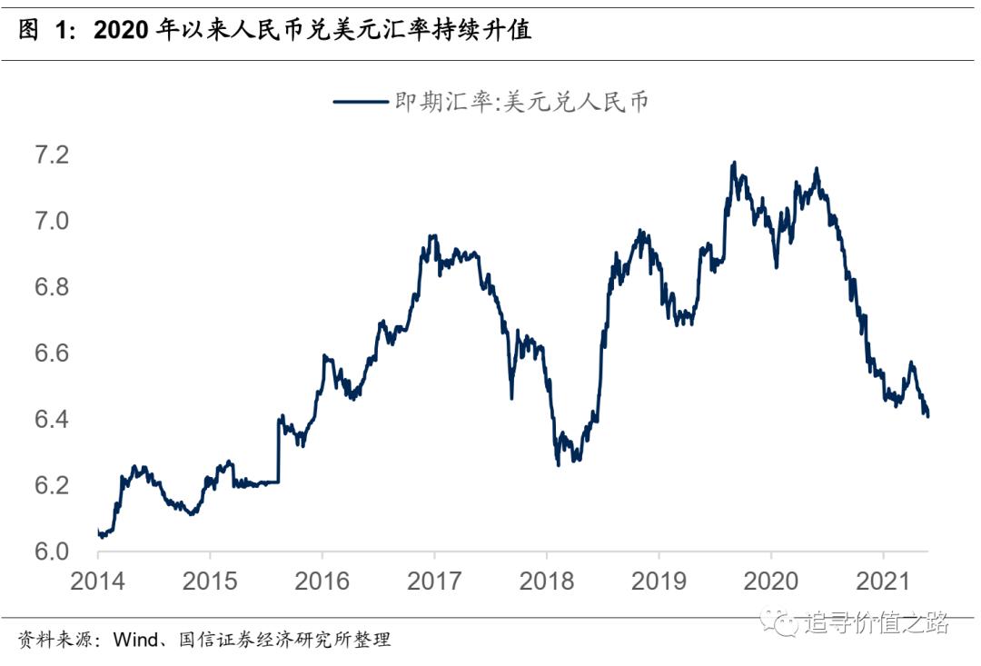 国信策略:人民币升值利好股票市场