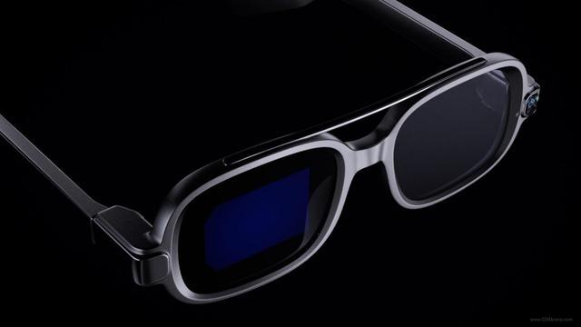 摩臣5平台小米推出智能眼镜探索版概念新品:接近传统外观