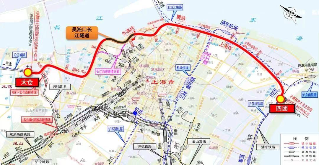 """《千里马人工计划软件_江苏城市将可直达上海浦东!长三角""""大轨道""""下一步怎么建》"""