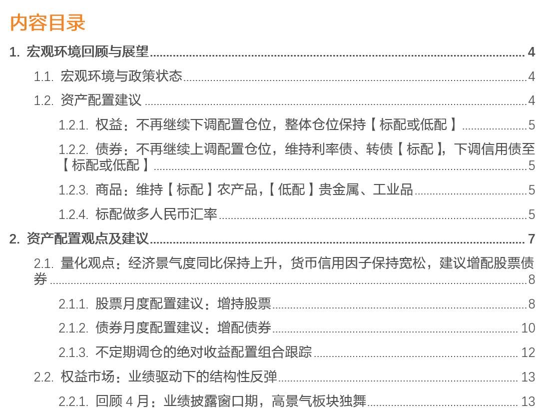 一号站招商主管958337天风证券:一季报指引高景气方向 基本金属牛市已经确认
