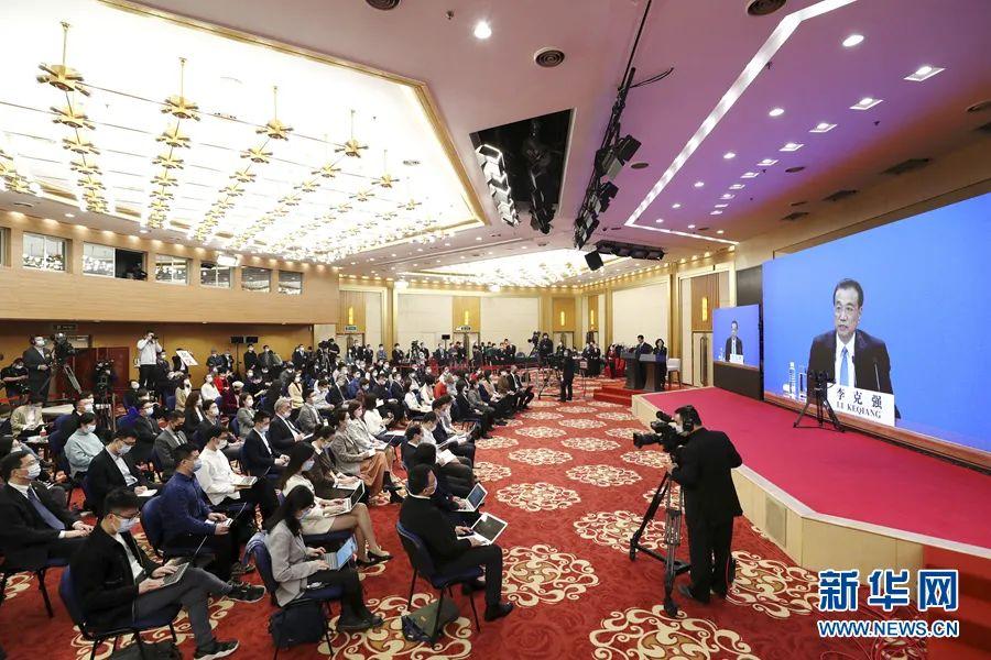 GDP增长6%以上不低了!李克强总理120分钟答记者问 来看11条要点