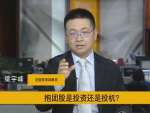 【视频实录】巴菲特直播课:抱团股是投资还是投机?
