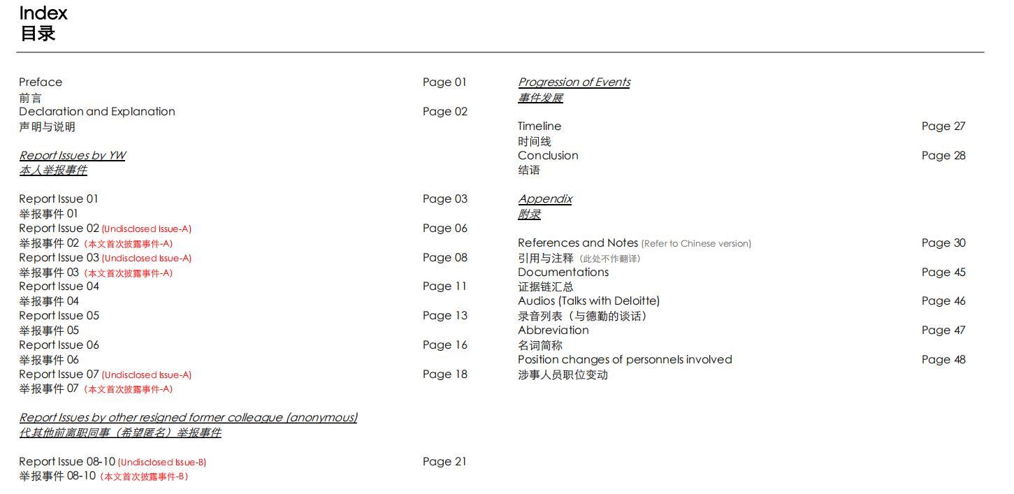 德勤员工网传50页PPT举报公司审计违规红、黄、蓝,岐伯环保等公司涉嫌参与