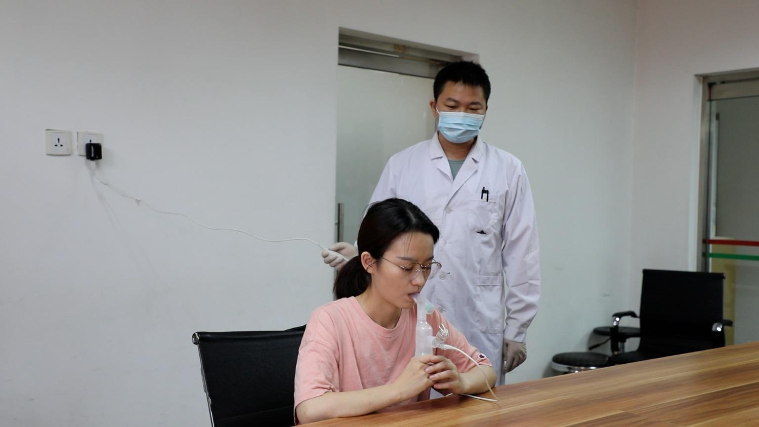 我国吸入用新冠疫苗临床试验结果获权威认可