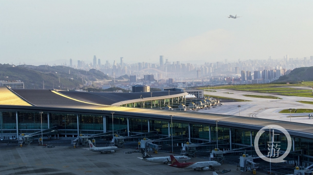 清明小长假重庆机场预计旅客吞吐量36万人次