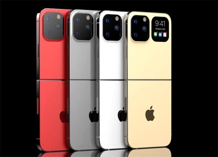 苹果折叠手机iPhone Flip曝光 预计2023年发布