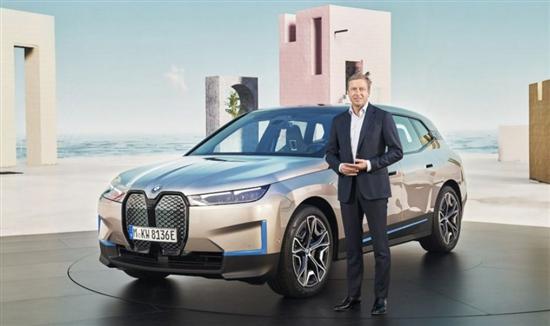 宝马CEO:2030年电动车销量占比50%