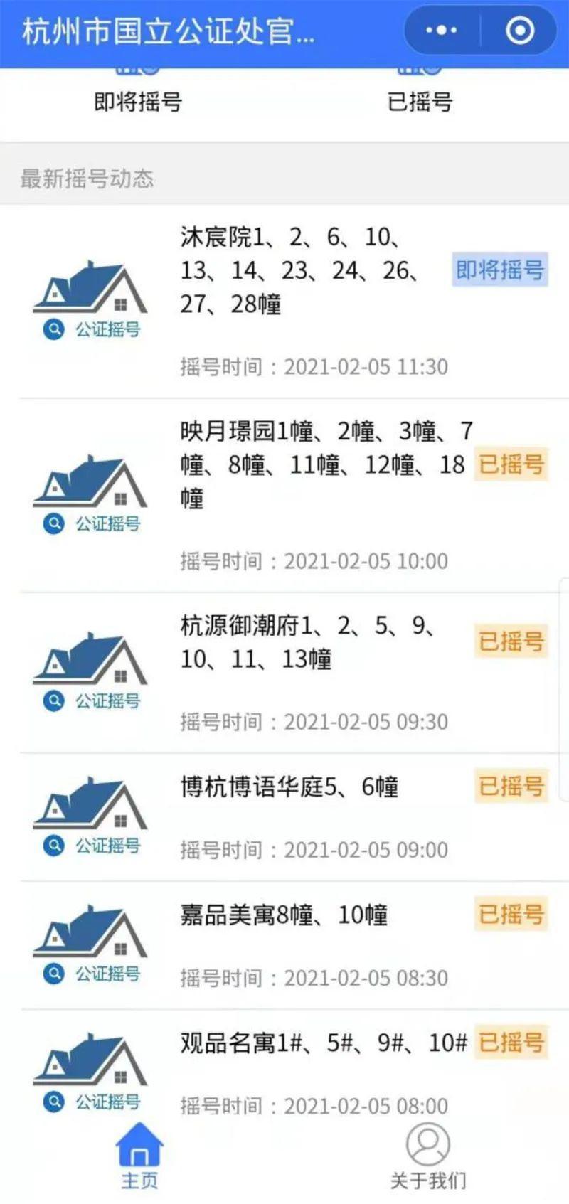 """杭州史上最大""""摇号潮"""":10万人抢房 冻结资金千亿"""