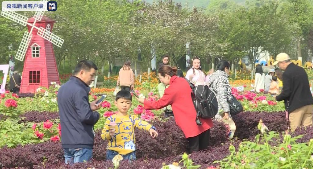 清明假期重庆A级旅游景区接待游客436万人次