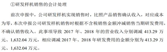 """禾信仪器部分数据披露存疑 招股书修正删除大量""""竞争优势""""表述"""