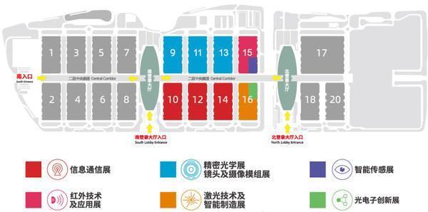 CIOE中国光博会9月深圳举办 光电企业参展势头强劲
